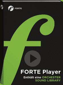 Bild der Verpackung FORTE Player