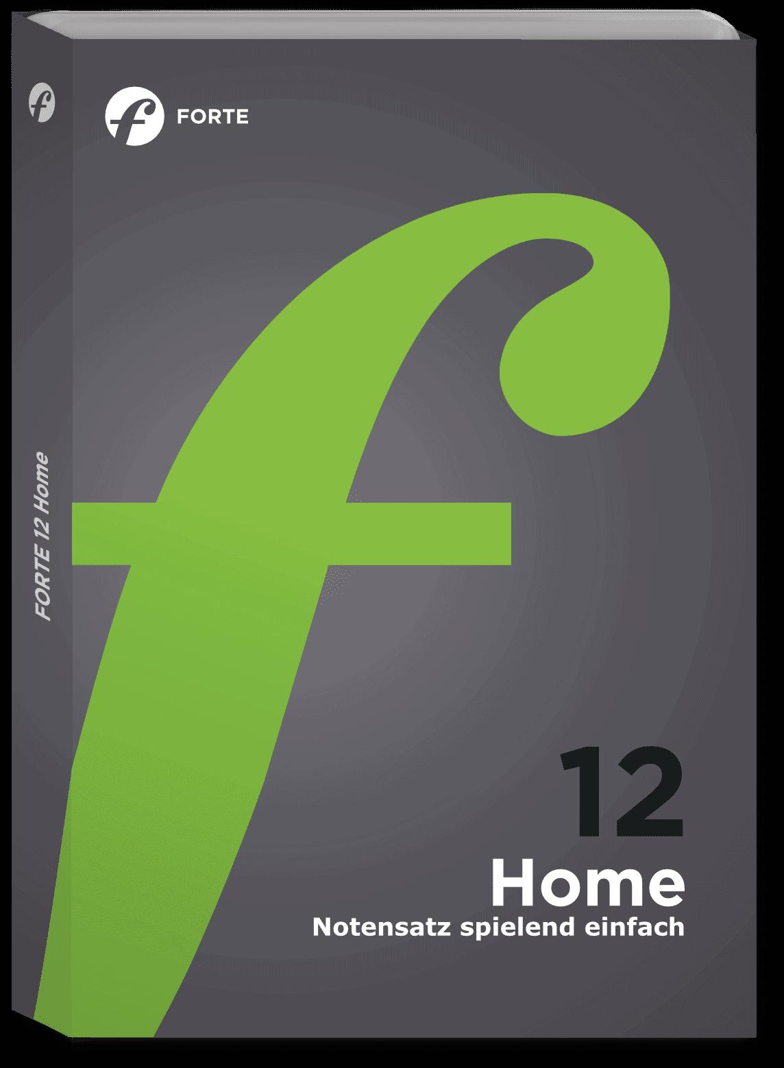 FORTE 12 Home